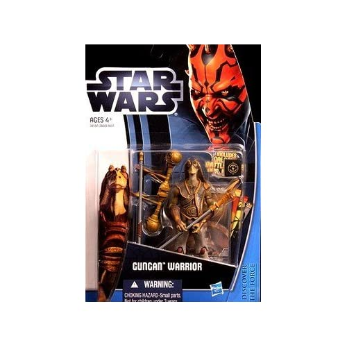 Star Wars Movie Gungan Warrior incl. 3-D Brille 38592 günstig bestellen