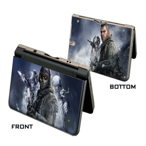 bioshock DSi XL skins decorative decals