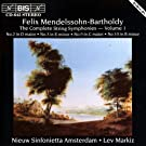 Mendelssohn, F.: The Complete String Symphonies - Vol. 1
