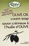 Alpen Secrets Olive Oil Cream Soap, 5-Ounce (Pack of 24)