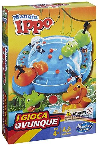 Hasbro B1001103 - Travel Mangia Ippo
