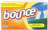 Bounce Outdoor Fresh Fabric Softener Sheets 240 Count