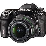 Pentax K-5 II 16.3 MP DSLR DA 18-55mm WR lens kit (Black) (OLD MODEL)