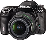 Pentax K-5 II 16.3 MP DSLR DA 18-55mm WR lens kit (Black)