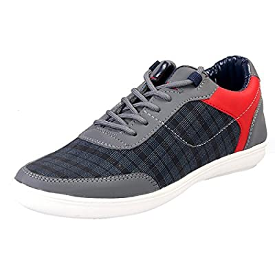 Freedom Daisy Men's Gray Casual Shoes
