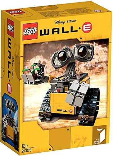 LEGO 乐高 Ideas 系列 21303 WALL E 经典机器人瓦力