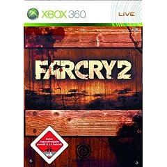 Far Cry 2 für Xbox 360