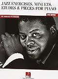 Jazz Exercises, Minuets, Etudes & Pieces For Piano