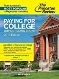 img - for Paying for College Without Going Broke, 2016 Edition (College Admissions Guides) book / textbook / text book