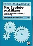 Das Betriebspraktikum: Vorbereitung - Durchführung - Auswertung