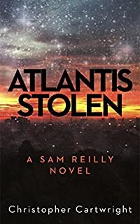 Atlantis Stolen by Christopher Cartwright ebook deal