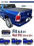 TYGER Tri-Fold Pickup Tonneau Cover Fits 02-15 Dodge Ram 1500;...
