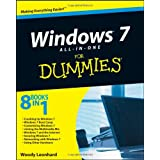 Windows 7 All-in-one For Dummies (For Dummies (Computers))by Woody Leonhard