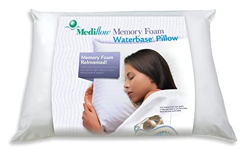 Mediflow 1077 Original Memory Pillow记忆凝胶安眠水枕
