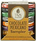 Taza Chocolate Mexicano Chocolate Disc Sampler, 10.6 Ounce