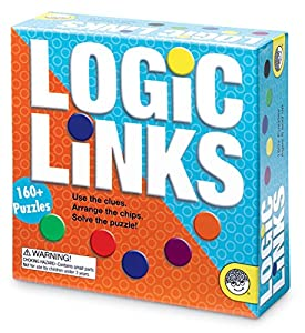 MindWare Logic Links Puzzle Box