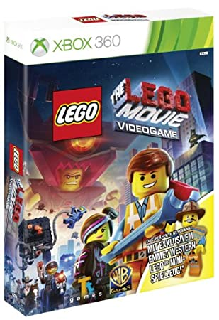 The LEGO Movie Videogame - Western Emmet Minitoy Edition (Xbox 360)