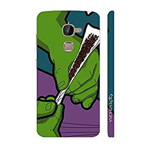 Enthopia Designer Hardshell Case HULK DEALER Back Cover for Letv Le 2s