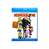 Despicable Me (Limited Time Blu-ray Combo Pack (Blu-ray + DVD + Digital Copy)) ~ Steve Carell