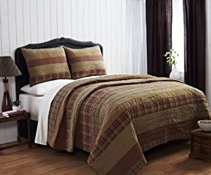 Marvelous Northern Lodge Quilt Set King x Bed Quilts King