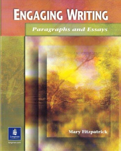 Engaging Writing