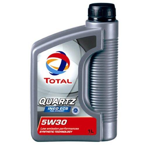 Total Quartz Ineo ECS 5W-30 Motoröl 1L.