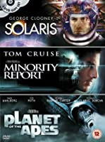 Solaris / Minority Report / Planet of the Apes [DVD]