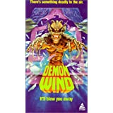 Demon Wind [VHS] by