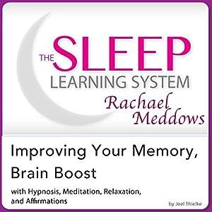 Improving Your Memory, Brain Boost Audiobook