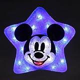 【ディズニー】 LED 2Dモチーフライト ミッキーマウス スター