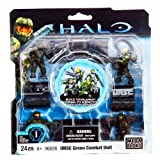 Mega Bloks Halo 96826 UNSC Green Combat Unit