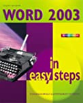 Word 2003 in Easy Steps