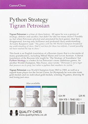 Python Strategy (Chess Classics)