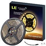 LE-164ft-LED-Flexible-Strip-Lights-300-Units-SMD-3528-LEDs-12V-DC-Non-waterproof-Light-Strips-LED-ribbon-For-GardenHomeKitchenCarBar-DIY-Party-Decoration-Lighting-Warm-White