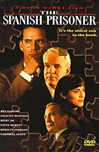 The Spanish Prisoner (Widescreen/Full Screen) (Bilingual)