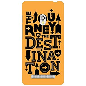 Asus Zenfone 5 A501CG Back Cover - Destination Designer Cases