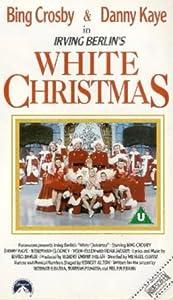 white christmas vhs bing crosby danny kaye rosemary