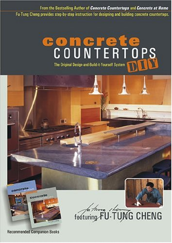 Concrete Countertops DVD -  - CR489 - ISBN: B0007PP4L8 - ISBN-13: 0825346872698