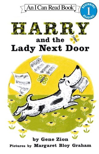 Harry And The Lady Next Door (Turtleback School & Library Binding Edition) (I Can Read! - Level 2)