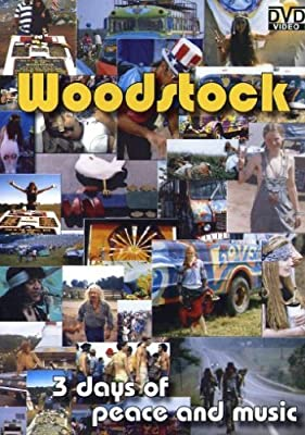 Woodstock - 3 Days of Peace and Music
