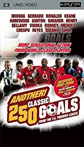 Another 250 Classic Goals - From The Fa Premier League Umd Mini For Psp from Boulevard