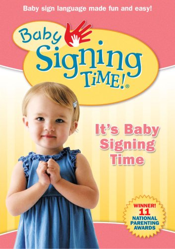 Baby Signing Time Volume 1 DVD