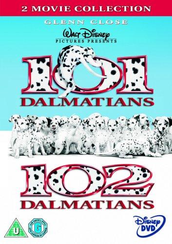 101 Dalmatians / 102 Dalmatians (Live Action) [DVD]