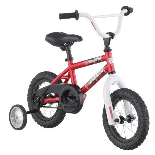 Diamondback 2013 Kid's Micro Viper BMX Bike with 12-Inch Wheels (Red, 12-Inch/Boys)