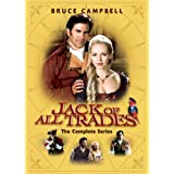 Jack of All Trades - The Complete Series ~ Bruce Campbell