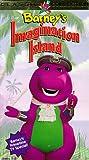 Barney's Imagination Island [VHS]
