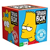 Imagination Games Trivia Box The Simpsons