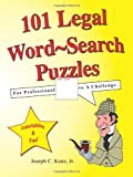 101 Legal Word-Search Puzzles