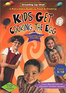 Kids Get Cooking - The Egg