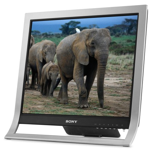 "Sony Xbrite Sdm-Hs75P/S 17"" Lcd Monitor (Silver)"